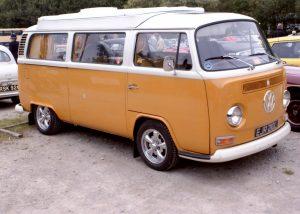 Volkswagen T2 Camper Van – EJR 210 L