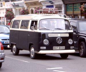 Volkswagen T2 Camper Van – RHT 802 G