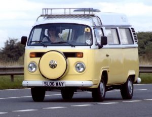 Volkswagen T2 Camper Van – SL 06 WAY