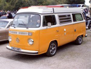 Volkswagen T2 Camper Van – UEY 518 T