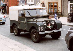 Land Rover Series 1 80 – 624 CTA