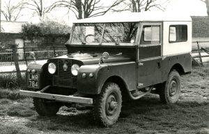Land Rover Series 1 80 – LMR 784