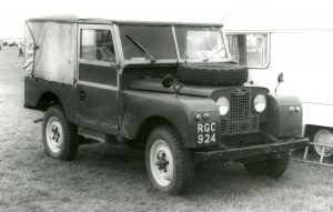Land Rover Series 1 80 – RGC 924