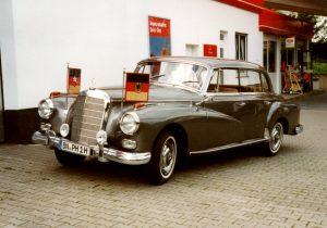 Mercedes Benz (W189) 300 Adenauer Saloon – BN-PH1H (De)