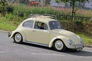 Volkswagen Beetle – CUA 393 J (Copyright ERF Mania)