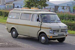 Bedford CF Camper Van – WVW 843 L (Copyright ERF Mania)