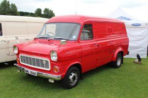 Ford Transit Mk1 LWB Van – HML 156 K (Copyright ERF Mania)