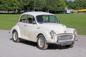 Morris Minor 1000 – XFX 596 B (Copyright ERF Mania)