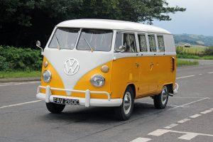 Volkswagen T1 Camper Van – FAV 260 C (Copyright ERF Mania)