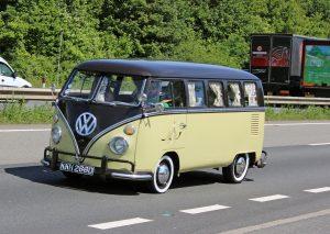 Volkswagen T1 Camper Van – KKH 266 D (Copyright ERF Mania)