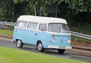 Volkswagen T2 Camper Van – FWK 782 T (Copyright ERF Mania)