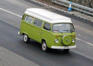 Volkswagen T2 Camper Van – LJN 134 R (Copyright ERF Mania)