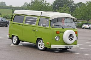 Volkswagen T2 Camper Van – YGR 369 R (Copyright ERF Mania)