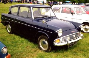 Ford Anglia 105E – KLY 539 D
