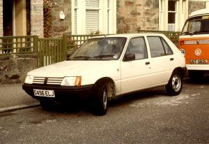 Peugeot 205 – D 496 ELJ