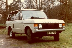 Range Rover Mk1 – RPR 578 K