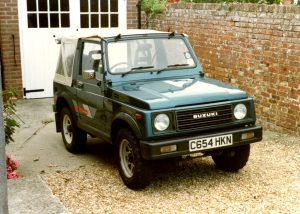 Suzuki Jimny SJ413 – C 654 HKN