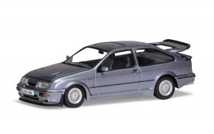 Ford Sierra RS500 Cosworth – E 200 CMX (Corgi Model in 1/43 Scale)