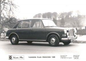 Vanden Plas Princess 1300 Press Photo – OOP 991 G