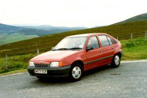 Vauxhall Astra Mk1 – G 477 YCR