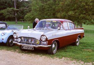 Vauxhall Cresta PA – 403 UXA