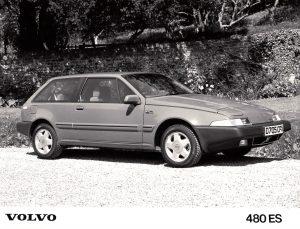 Volvo 480ES Press Photo – D 705 CPV