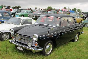 Austin A60 Cambridge – 161 HDM (Copyright ERF Mania)