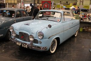 Ford Zephyr Mk1 Six Convertible – MNP 638