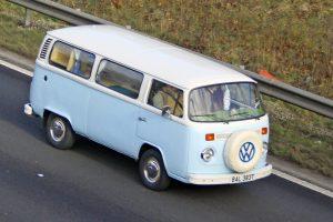 Volkswagen T2 Camper Van- BAZ 383 T (Copyright ERF Mania)