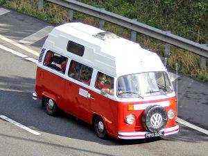 Volkswagen T2 Camper Van – PPG 921 L (Copyright ERF Mania)