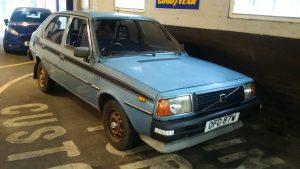 Volvo 345DL – OFD 87 W